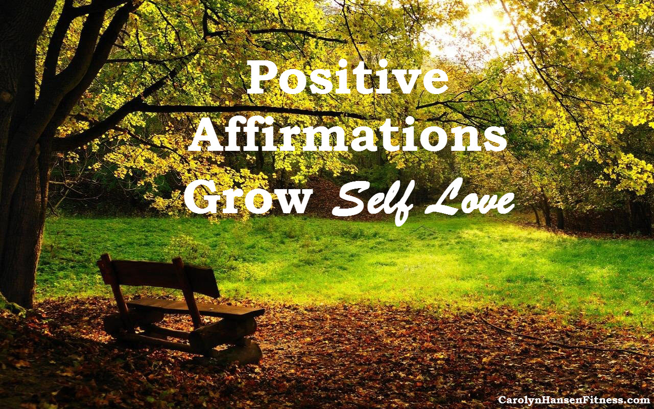 positive affirmations grow self love2