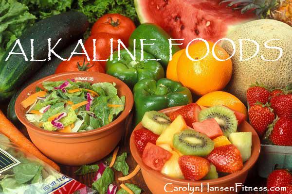 alkalinefoods
