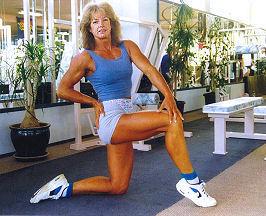 Me in my Whangarei gym