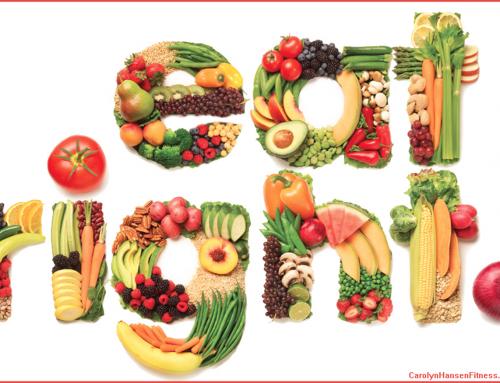 Healthy Food Shopping Habits