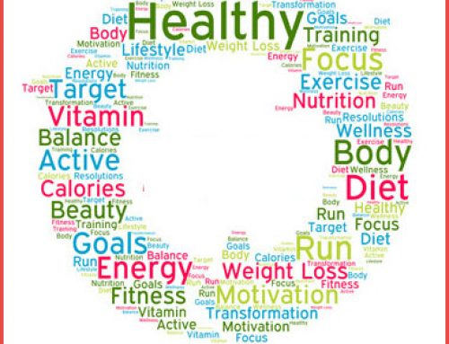 Accentuate the Positive When Trying to Lose Weight…