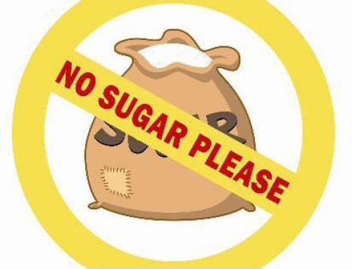 No Sugar Please…