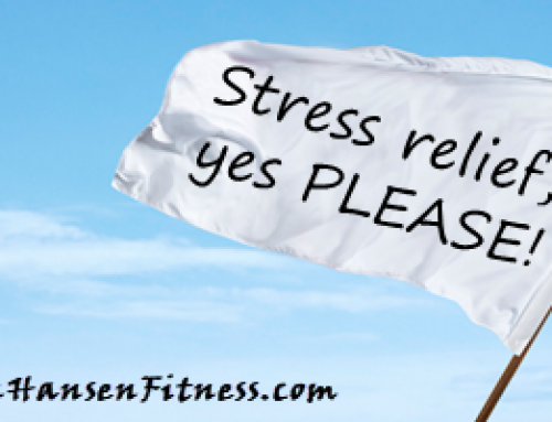 Stress Relief Strategies…