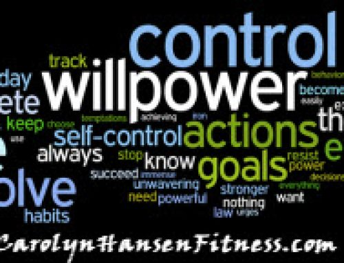 Strategies to Boost Your Will-Power and Self-Control