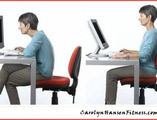 Good Posture Is Good Health