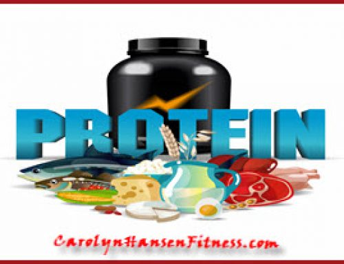 Muscles and Protein – The Perfect Pair