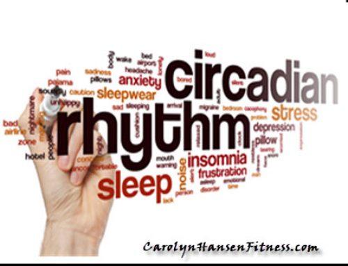 Your Body's Internal Clock…