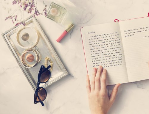 Use Journals and Diaries for Healing Past Trauma