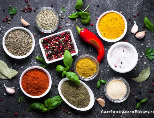 Herbs and Spices Add to Your Health