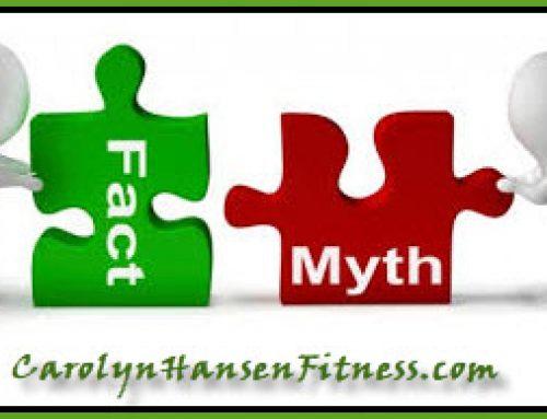 3 Popular Fitness Myths