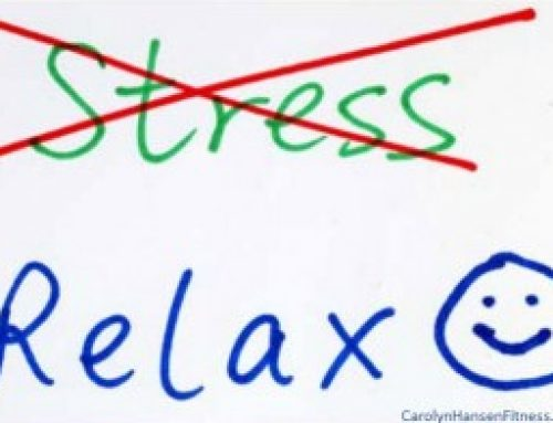 Stress Busting Tips…
