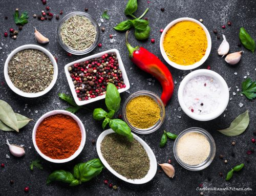 Herbs and Spices Shake Up Your Food